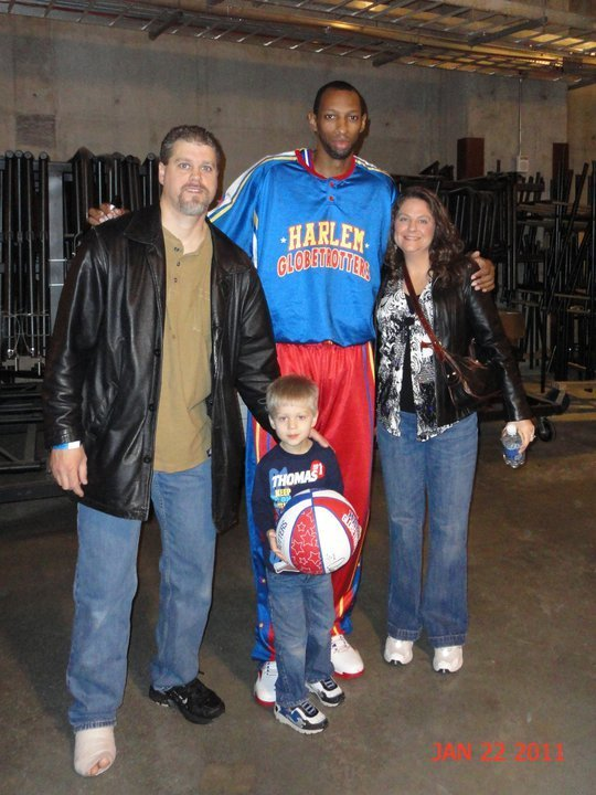 Globetrotters Win!